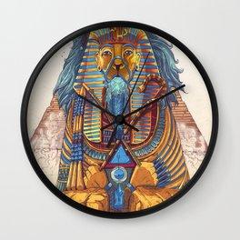 Kings Roar Wall Clock