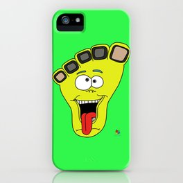 Tickle Toes iPhone Case
