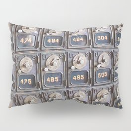 When Mail had Meaning Pillow Sham
