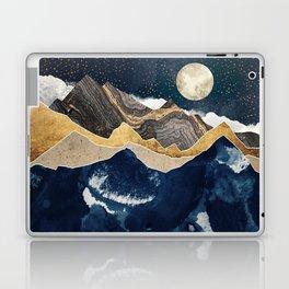 Midnight Winter Laptop & iPad Skin