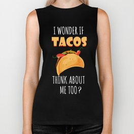 Perfect Shirt For Tacos Lover. Tee Ideas Biker Tank