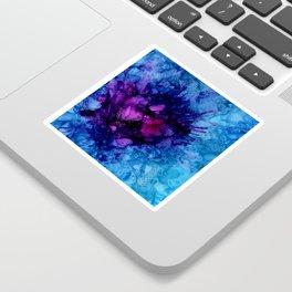 Amethyst Freeze Sticker
