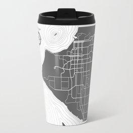 Veins and Arteries Travel Mug