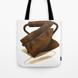 St Louis Iron Works Tote Bag