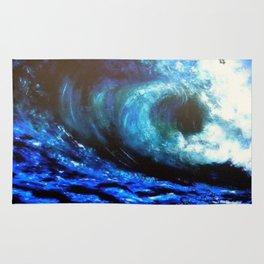 Mesmerizing Waves Rug