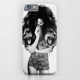 Lion #1 iPhone Case