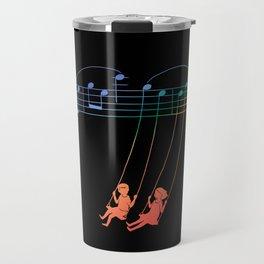 Music Swing Travel Mug