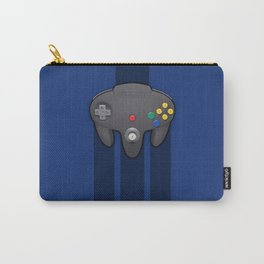 N64 PAD Black Carry-All Pouch
