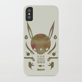 토끼해적단 TOKKI PIRATES iPhone Case