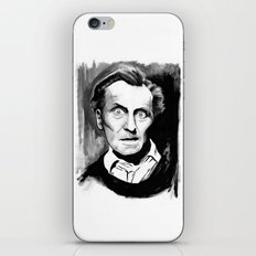 Keep Away From the Skull of Marquis De Sade iPhone & iPod Skin