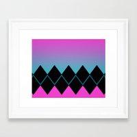 charlie brown Framed Art Prints featuring Charlie by Charlene McCoy