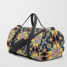 Sunshine Arabesque Duffle Bag