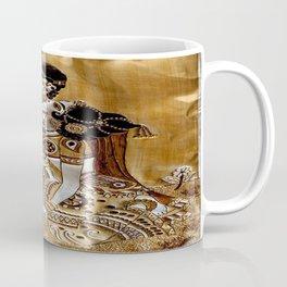 Indian God Radha Krishna Coffee Mug