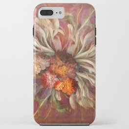 """Rose Gold Flower Bouquet"" iPhone Case"