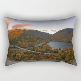Artist's Bluff Pano Rectangular Pillow