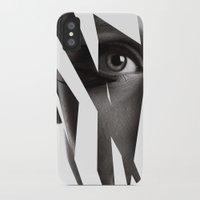 broken iPhone & iPod Cases featuring Broken by Maressa Andrioli