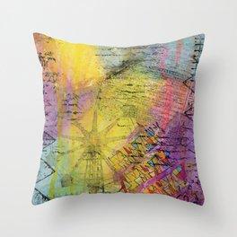 Sweet Disarray 01 Throw Pillow