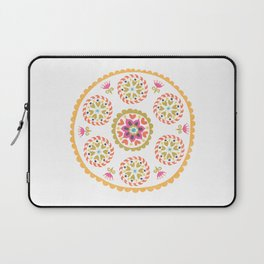 Suzani inspired floral 4 Laptop Sleeve
