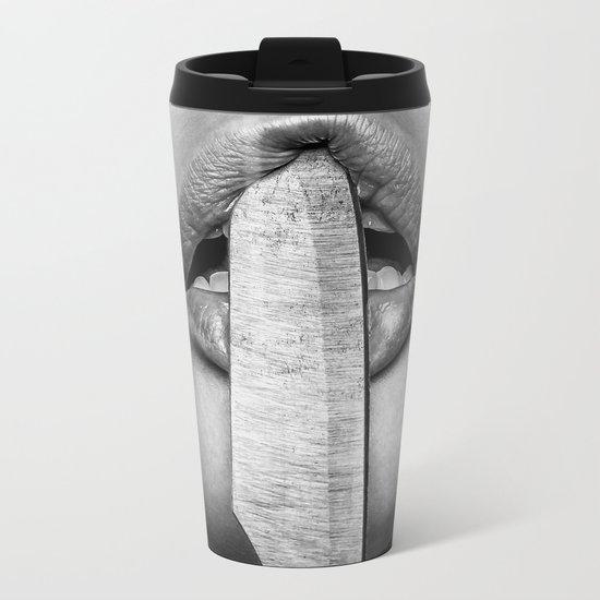 Deeper II Metal Travel Mug