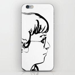 Leslie iPhone Skin