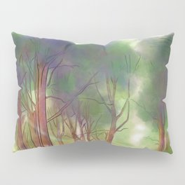 The Big forest of Broseliande Pillow Sham