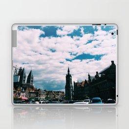 Tournai, Belgium Laptop & iPad Skin