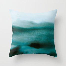 Wash Away Throw Pillow
