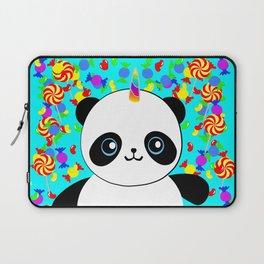 Pandacorn Candy Laptop Sleeve