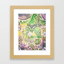Mearot Framed Art Print