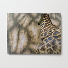 Spotty Lotty Metal Print