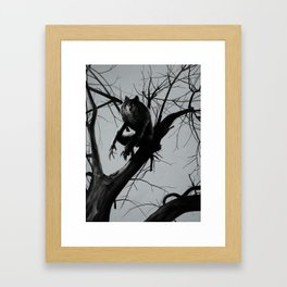 Werewolf Framed Art Print