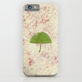 Leave Me Here iPhone Case