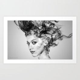 """Ethereal Beauty"" Art Print"