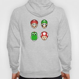 Mario and Friends Hoody