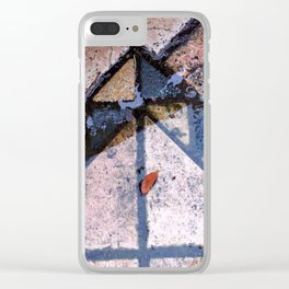 On Boxing Day Clear iPhone Case