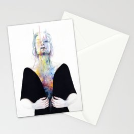 another one (inside the shell) Stationery Cards