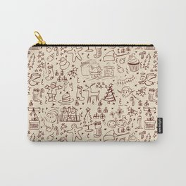 Christmas Collection Carry-All Pouch