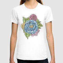 Peonies T-shirt