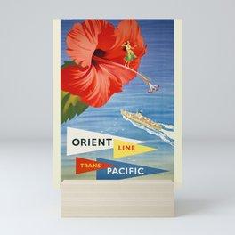 Nautical Art 90 Mini Art Print