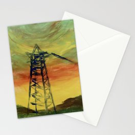 The Way Dreams Go Stationery Cards
