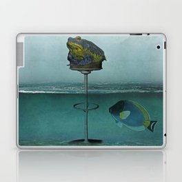 Toadstool Obviously Laptop & iPad Skin