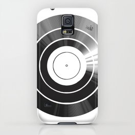 Vinyl Intentions iPhone Case