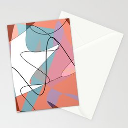 Abstraktion Stationery Cards