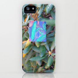 I Try to be Renè Magrite: Take 3 iPhone Case