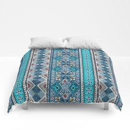 Grand Bazaar - Blue Comforters