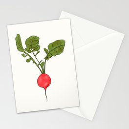 Radish Stationery Cards