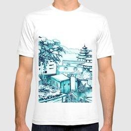 Samcheong dong  T-shirt