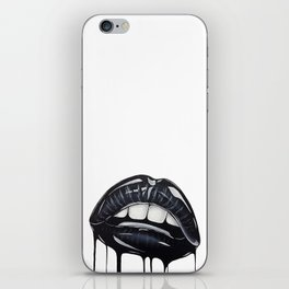 Disappearing Act iPhone Skin