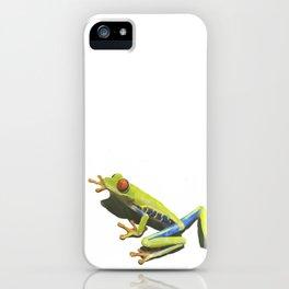Froggi iPhone Case