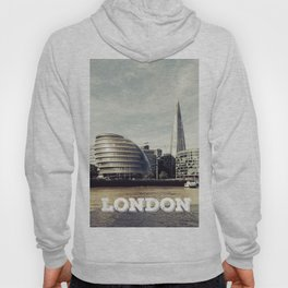 London city view Hoody